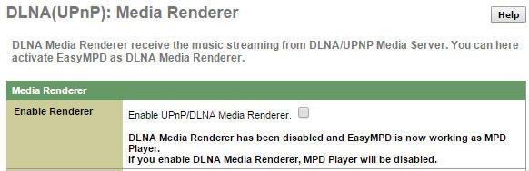 DLNA(UPnP) - Media Render